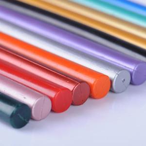 Sealing Wax Glue Sticks Mix Color DIY 11mm Glue Gun Wax Sticks