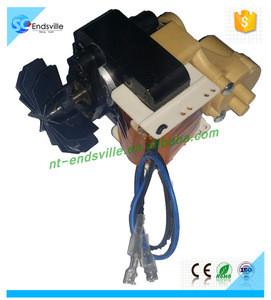 Shaded pole motor nebulizer AC motor