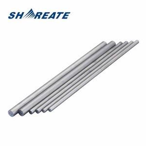 Shareate high cost-effective  XR10S cemented carbide tungsten round bar, 12.9*63.5