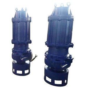 Submersible centrifugal pump m3/h dredger sand mud slurry pump