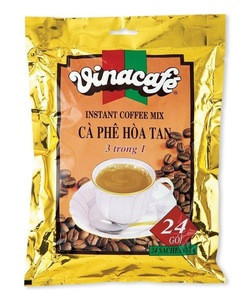 Viet Nam Manufacture High Quality Vina Instant Coffee 3 in 1