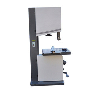 Wood  cutting vertical band saw machine factory wholesale