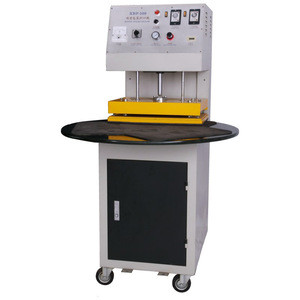 XBF-500 Hualian Packaging Packing Heating Food Phone Blister Heat Sealer Sealing Machine