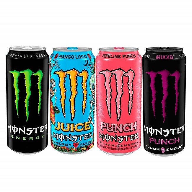 Wholesale Monster Energy 250ml Cans Drinks