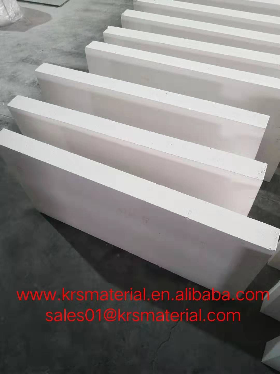 6mm price 100%non-asbestos calcium silicate board