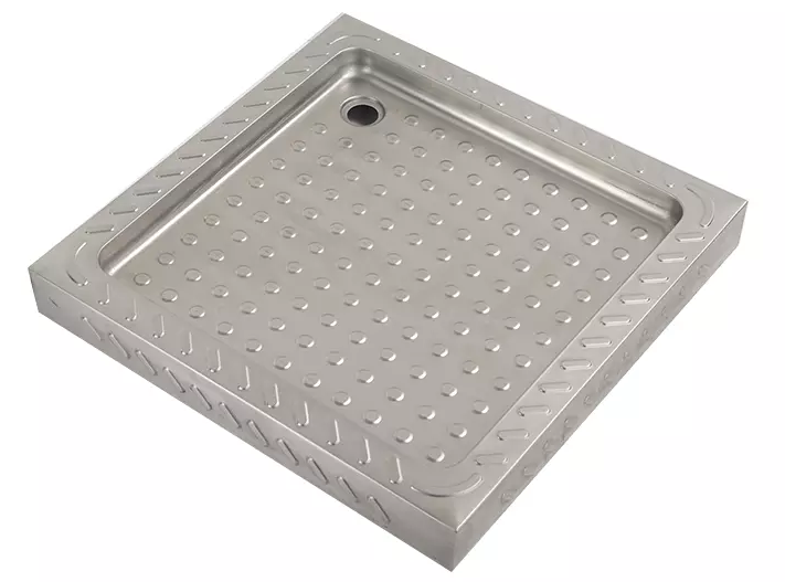 Stainless Steel Shower Base