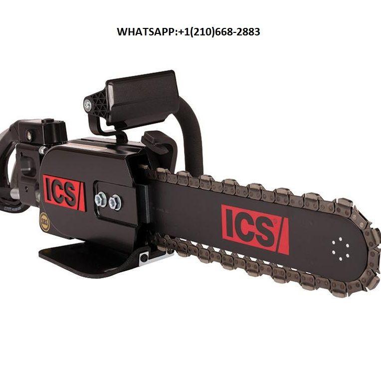 ICS Hydraulic Chain Saw 890F4 Hydraulic Power Head