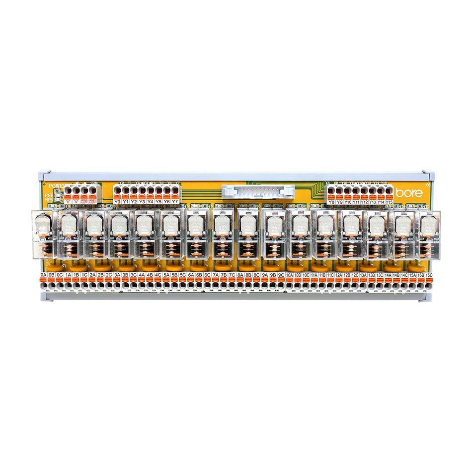 24V DC  16 Channels I/O Relay Module