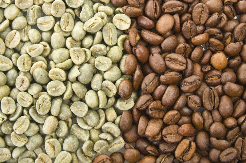 Arabica and Robusta Coffee