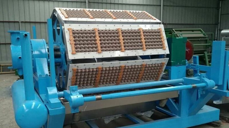 Egg tray making machines for sale