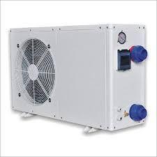 Small Jacuzzi pool heat pump