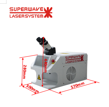 Excellent Spot laser welding machine