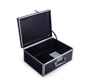 2017 new fashion craft aluminum dj instrument carry case