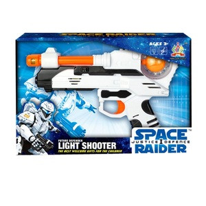 2018 hot sale B/O Cool Space Toy Gun With Light & Sound