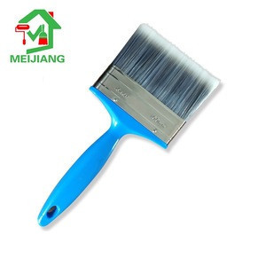 4 inch large size tapered filament easy wash paint brush
