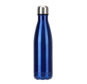 500ml Double Wall Vacuum Flask Insulated 18/8 Stainless Steel Cola Shaped thermos Water Bottle stainless steel water bottle