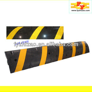 6Foot Rubber Speed Hump