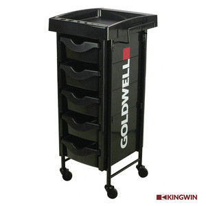 Audit factory beauty Deluxe salon hair color trolley