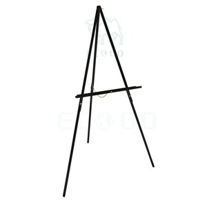 Bamboo Adjustable Tripod Artist Painting Easel