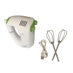 Cheap price battery operate automatic electric hand held mini egg beater mixer