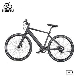 Clear Design Built-in Battery City Bike Electric Bicycle