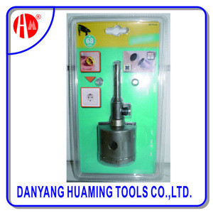 Core drill 68 mm hole saw