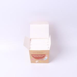 Disposable Female Menstrual Cotton Sanitary Napkins