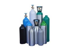 DOT-3AL 10L Special Industrial Gas Aluminum Cylinders