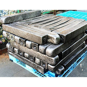 Environmentally friendly recycled plastic material eps recycling