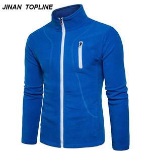Fashion mens polar fleece outdoor jacket