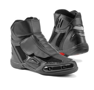 Flash Gear Auto Moto Rider Shoes, Best Protective Biker Short Shoes, Windproof CE Approved Boot Customized Type Racing Shoes