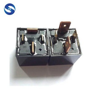 High quality 12V 40A 40 amp 4pin 4 pin automotive relay