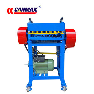 High quality electric scrap copper cable wire stripping machine and equipment/ electric wire cutting machine