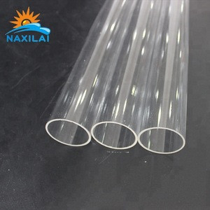High Quality PMMA  Round Plastic Tube PMMA Plastic Acrylic Pipe For Fish Tank Large Diameter Acrylic Tube 30mm Clear Cylinder