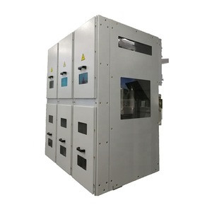 High voltage ring main unit switchgear indoor sf6 ring network cabinet