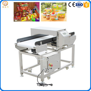 Industrial Use metal detector for food