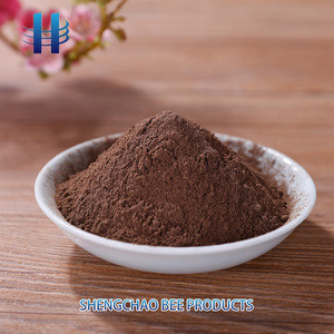 ISO9001 bee products factory bee propolis powder