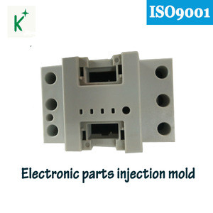 ISO9001 Household or industrial electronic products shell injection mold processing