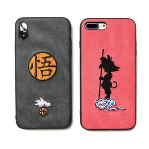 OEM Shockproof For Iphone Dragon ball phone Case Cover Mobile phone shell accessories
