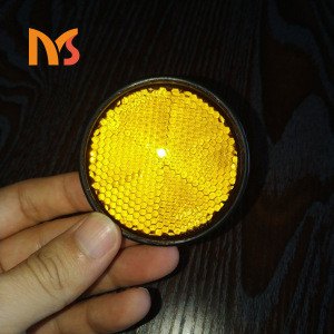 Reflective vehicles accessories plastic for safety