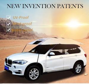 SUNCLOSE customized foldable outdoor sun protector car exterior accessories