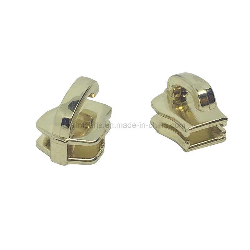 SUS304 Stainless Steel Zipper Head Zipper Slider for Garment Dress Coats