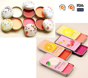 Tin Box Lip balm