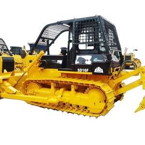 TOP brand supplier earth-moving machinery shantui 320hp bulldozer for sale