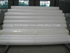 Waterproof and thermal insulation PE fabric material for building