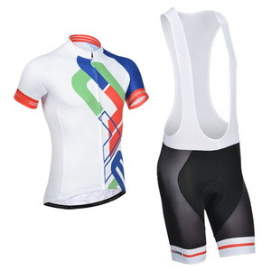 Wholesale Fast Shipping China ANTI UV QUICK DRY Breathable Blank Sublimated Custom logo design Cycling Jerseys No Minimum