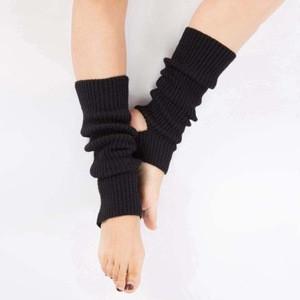 Women ruffle leg warmers one size knit leg warmers soft thigh high leg warmers