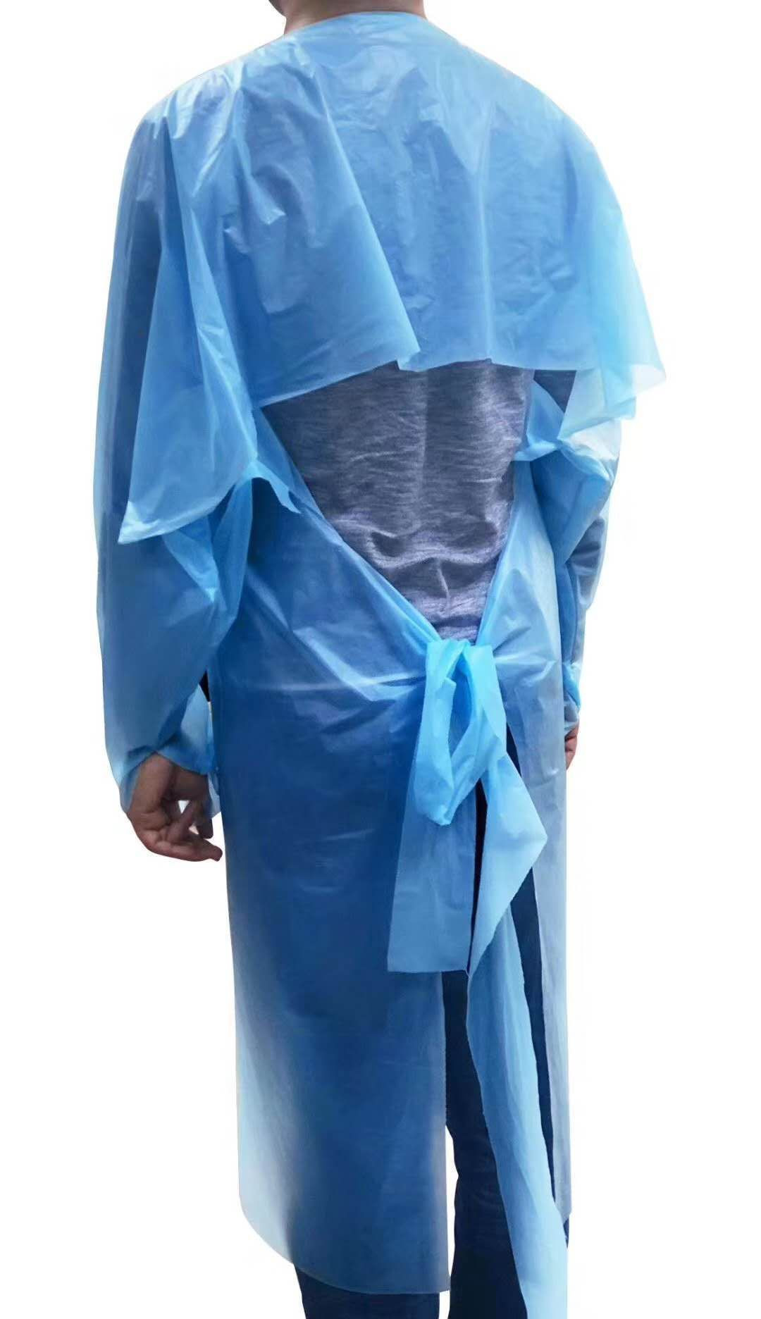 Isolation Gown CE FDA Certified