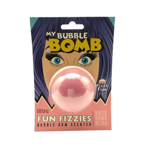 Bath Bubble Bomb
