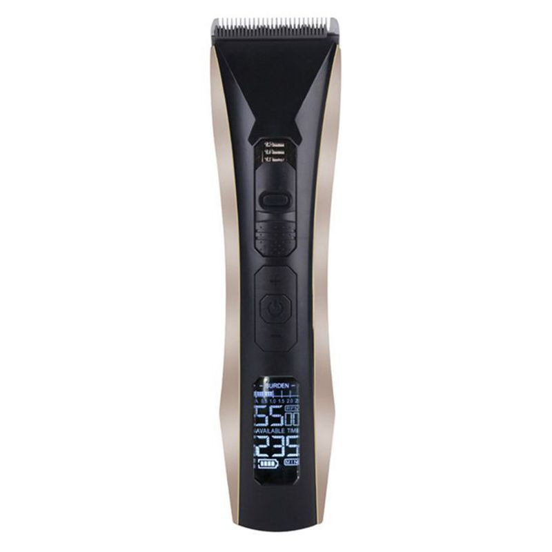 Rechargeable Electric Trimmer Hair Clippers Professional Salon Barber Hair Remove Machine 911